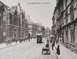 Spotlight on Leicester's Granby Street