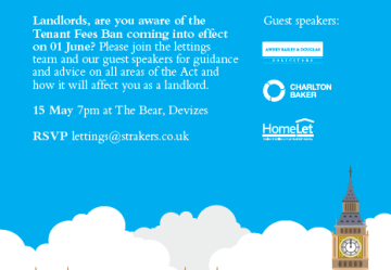 Strakers Tenant Fee Ban Seminar