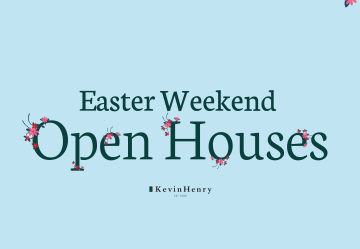 Easter Weekend Open Houses