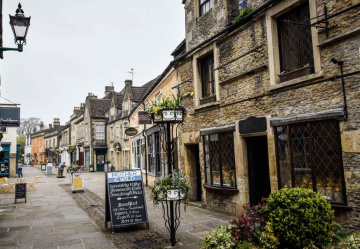 Corsham hits the headlines again