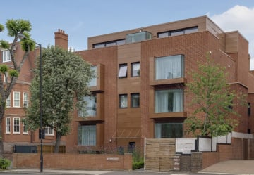 Bold & brand new : rare apartments to rent in NW3