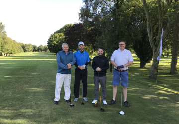 Stanbra Powell supports Enrych's 8th Charity Golf Day