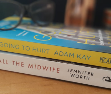 The 'On my bedside table' Series – Jennifer Worth and Adam Kay