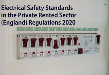ELECTRICAL SAFETY CERTIFICATES