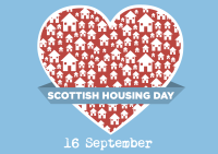 We're supporting Scottish Housing Day Because...