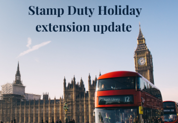 Property News: Stamp Duty Holiday extension brings buyer confidence to spring market.